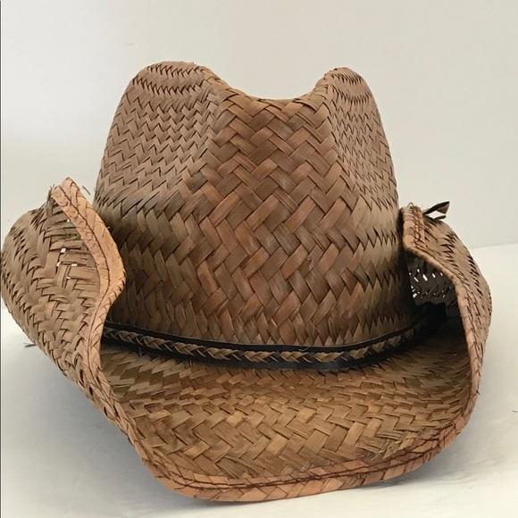 937ac846443fd Gold Coast Other - GoldCoast Peter Grimm Cowboy Drifter Straw Hat